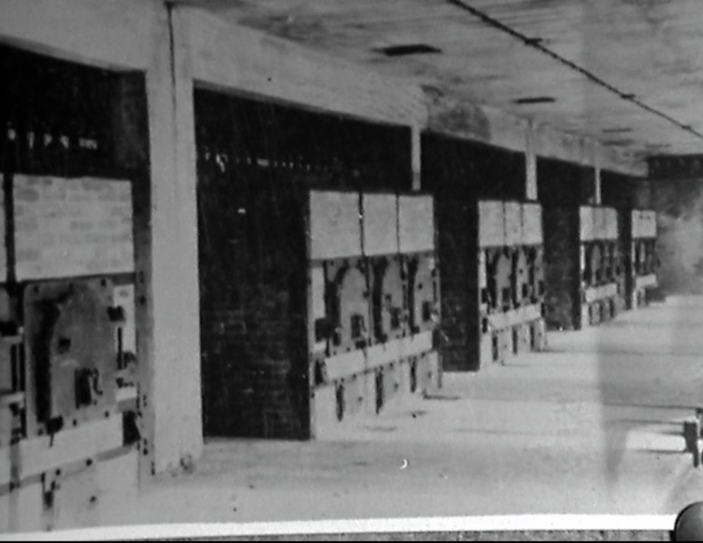 Gas chambers from outside