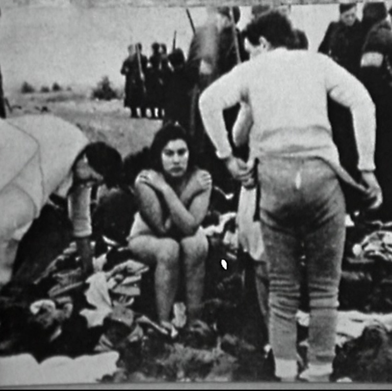 Women refused to get naked