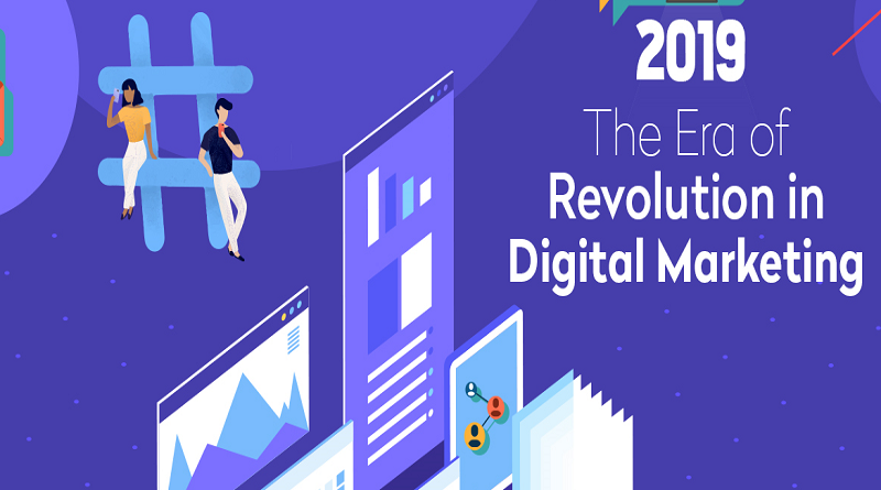 revolution in digital marketing